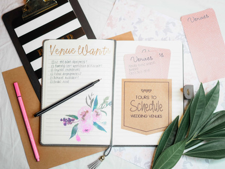 Our Guide To Keeping On Top Of Your Wedding Planning