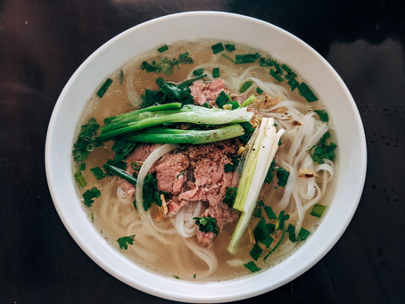 3 Vietnamese Dishes You Must Try