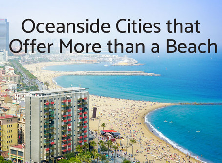 Oceanside Cities that Offer More than a Beach