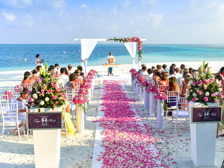 3 Easily Forgotten Items to Pack for Your Destination Wedding
