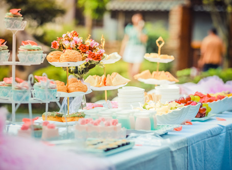 Vendor Spotlight - Diamond Events and catering