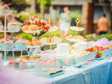 Vendor Spotlight - Diamond Events and catering
