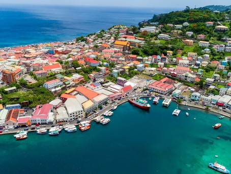 5 Must-See Places in Grenada