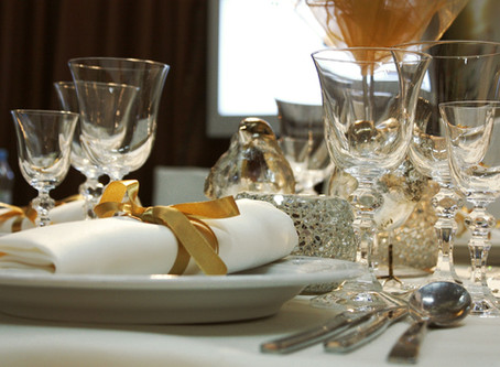 7 Tips on Planning Your Wedding Menu