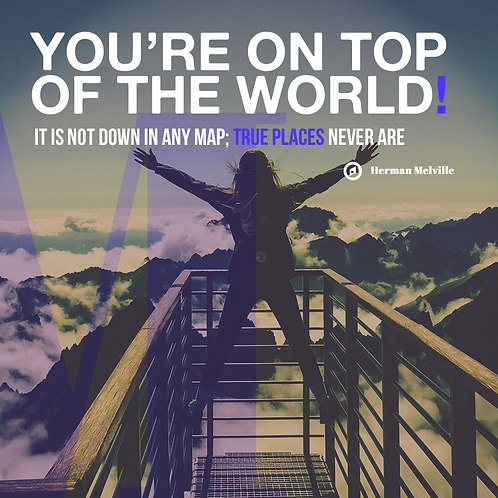 453 - When was the last time you were on top of the world?