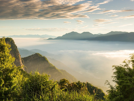 5 Top-Rated Natural Attractions in Taiwan