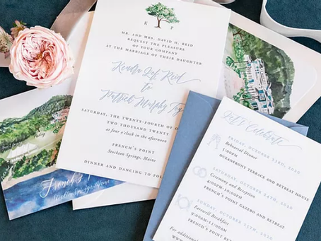 What are Envelope Liners and Do You Need Them for Your Wedding Invitations?