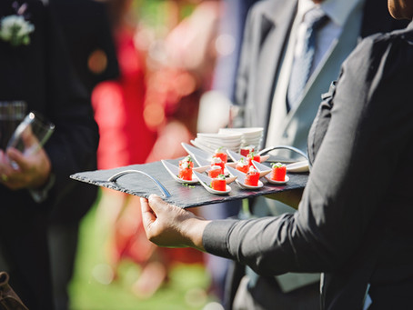 4 Tips for The Catering Part of Your Wedding Planning