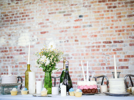 6 Ideas for Your Wedding Dessert Table