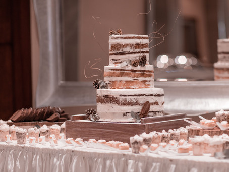 How to Add a Little Twist To Your Wedding Cake