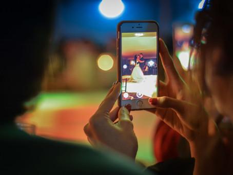3 Social Media Friendly Wedding Entertainments for Your Wedding