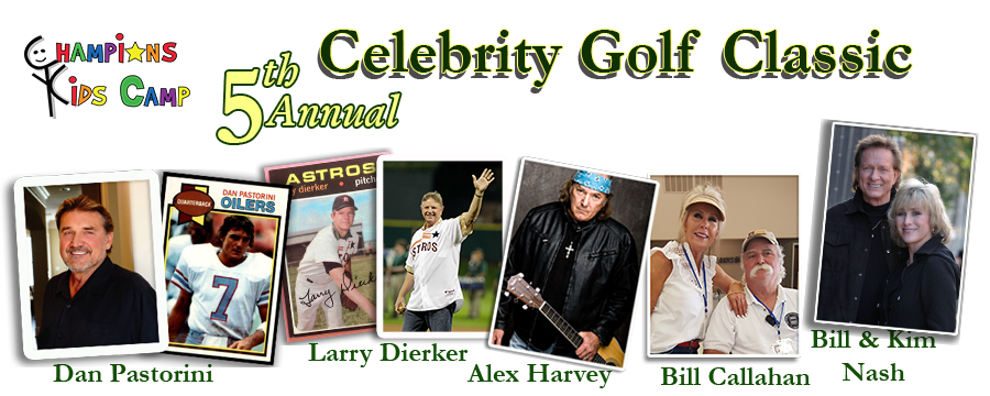 2017 Celebrity Golf Tournament