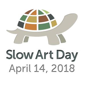 Journée internationale Slow Art Day