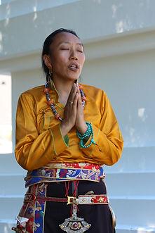 Gazom Lhamo