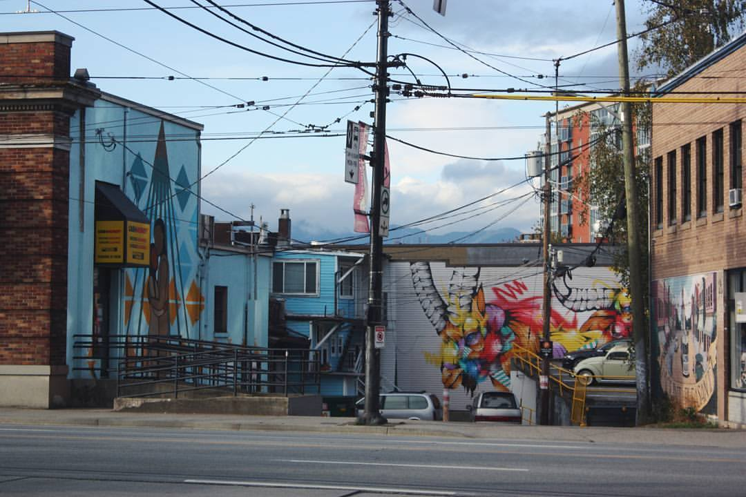 vancouver Main&street