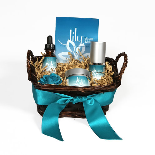 Jily Power of 3 Gift Basket