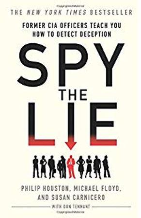 Spy The Lie book cover