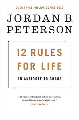 12 Rules For Life Jordan Peterson Recommended Reading