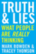 Truth & Lies Mark Bowden Tracey Thomson