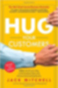 Hug Your Customers by Jack Mitchell: Recommended Reading