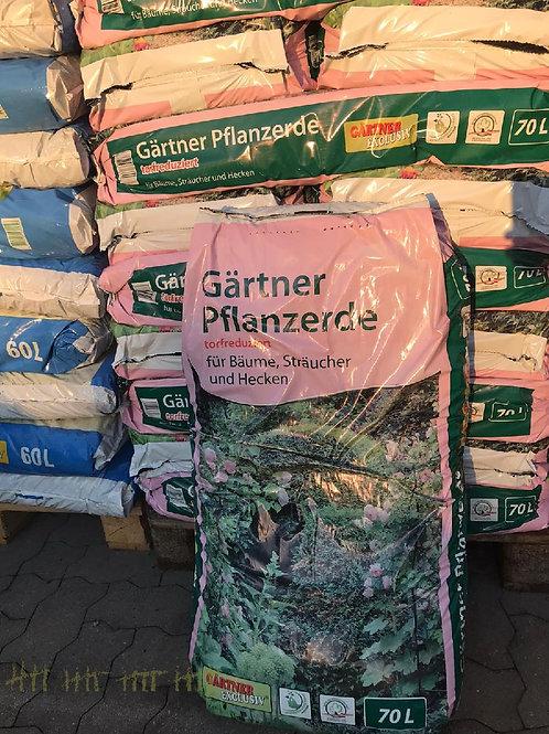 Gärtner Pflanzerde - 70 Liter