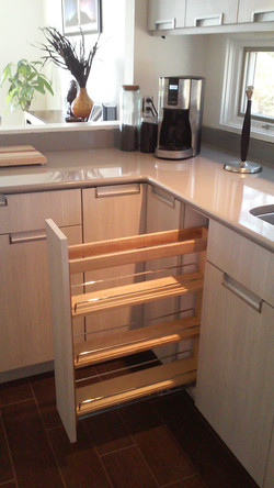 Spice Cabinet Pullout