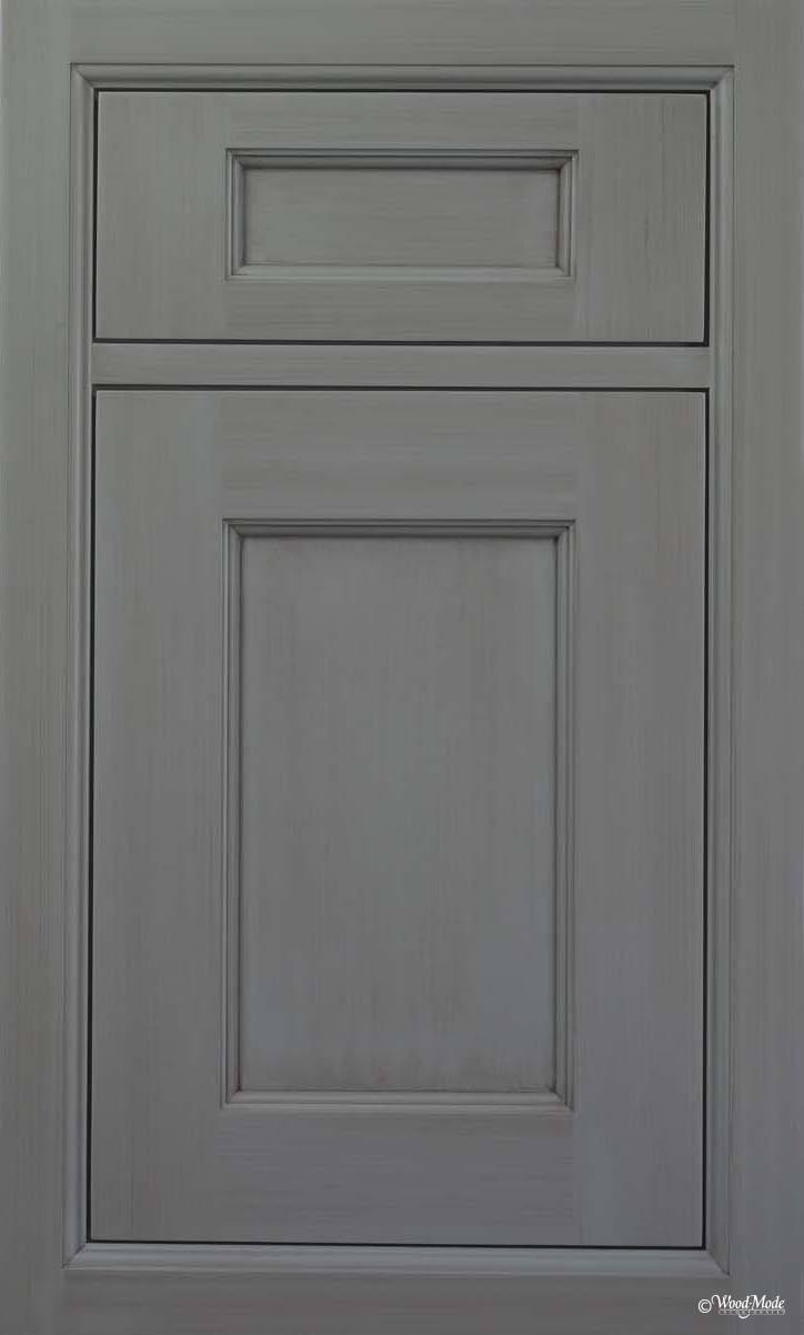 WoodMode Alexandria Recessed Door