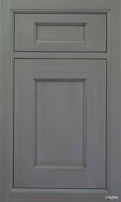 WoodMode Alexandria Recessed Door
