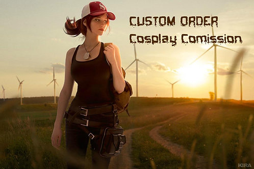 Cosplay Costume Commission