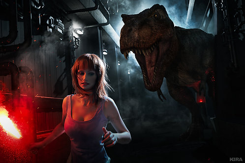 Jurassic World - Claire Dearing