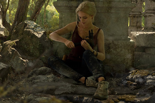 Uncharted 4: A Thief's End - Elena Fisher
