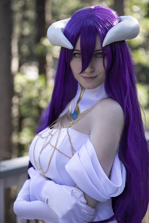 Albedo from Overlord.
