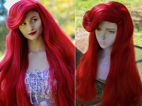 New Ariel - The Little Mermaid Cosplay Wig Disney