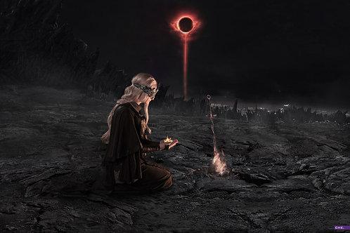 Dark Souls III - Fire Keeper