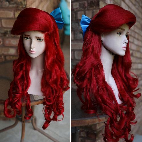Ariel - The Little Mermaid Cosplay Wig