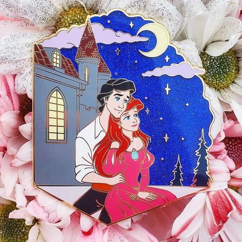 Ariel and Eric LE 50