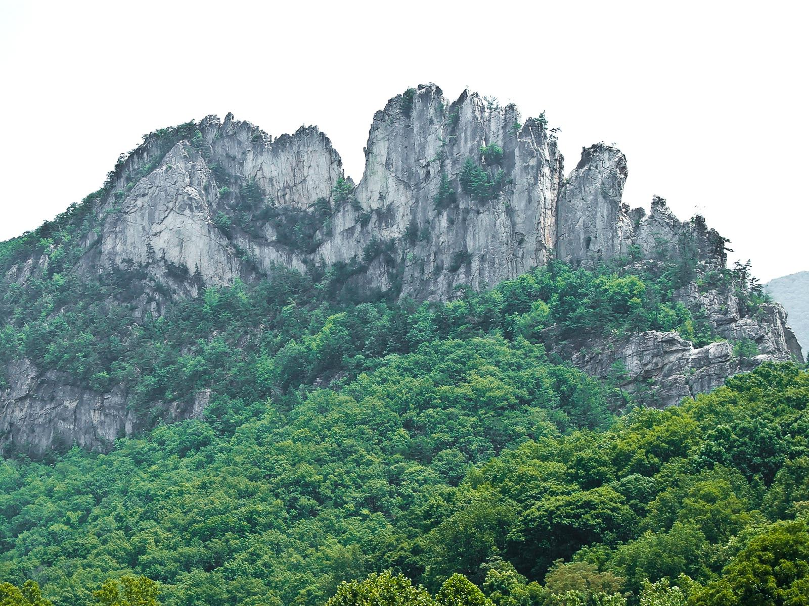 Seneca_Rocks