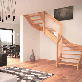 contemporary-open-wooden-frame-staircase