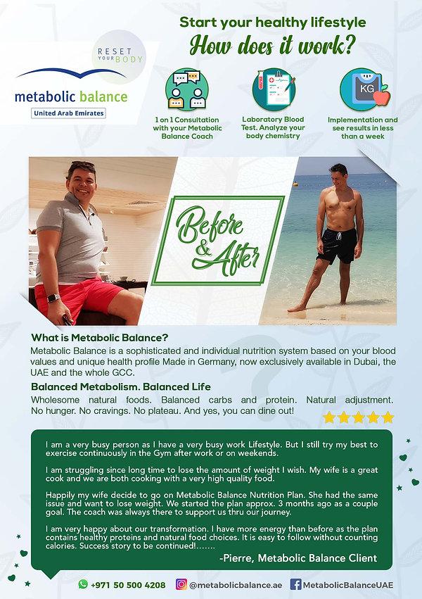 Metabolic Balance client testimonial