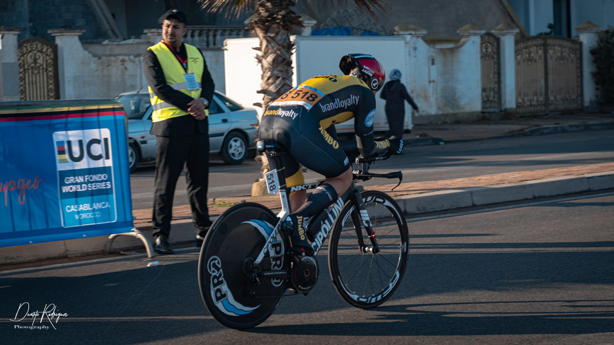 UCI World Championship Time Trial - Marrocos 2020