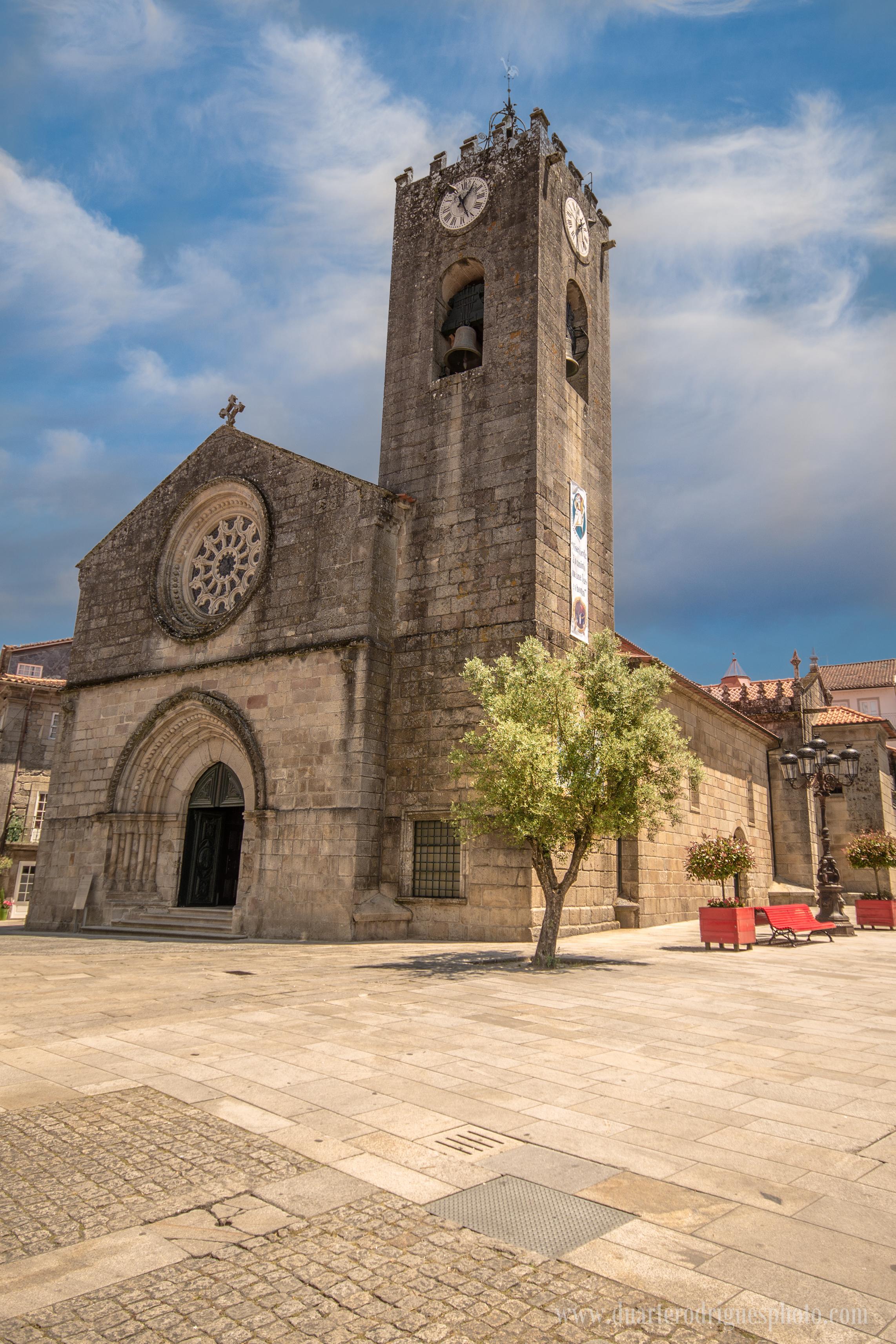 Igreja Matriz de Ponte de Lima