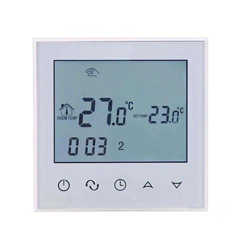 Терморегулятор комнатный программируемый сенсорный VR406