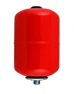 Мембранный расширительный бак для систем отопления (вертикальный), 8 12 19 24л
