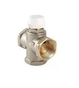 Трехходовой термостатический смесительный клапан VR291