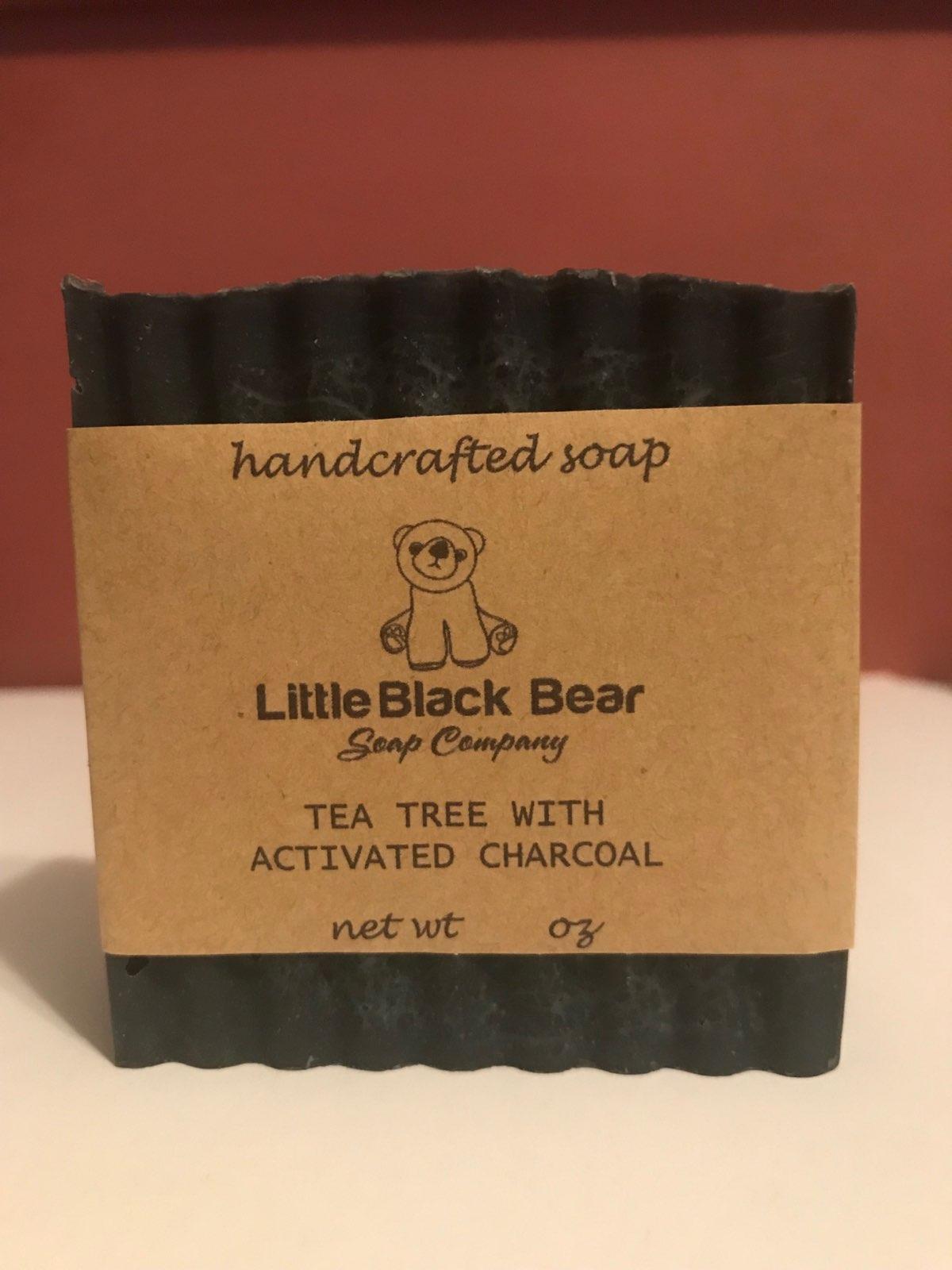 Home | Little Black Bear Soap Company