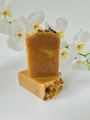Soap - Turmeric Bergamot