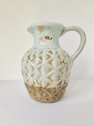 Stoneware Pitcher / Vase