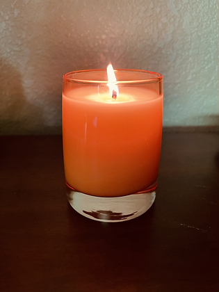 Coral Prism Natural Soy Candle