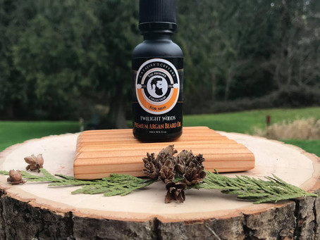 Introducing our Premium Beard Oil.....