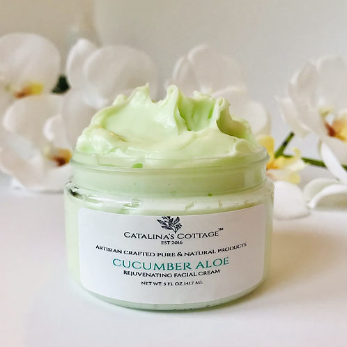 Cream -Cucumber Aloe - FRAGRANCE FREE